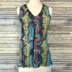 Anthropologie Tops - Anthropologie Johnny Heaven Tank, Size Small